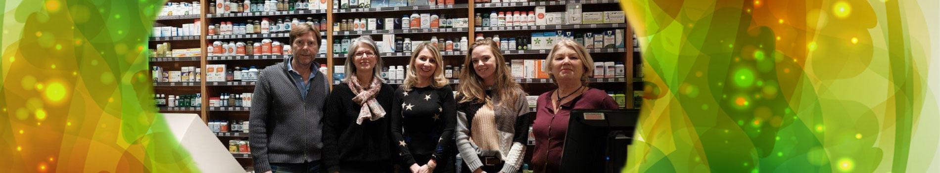 Pomona | Gezondheidswinkel | Bussum